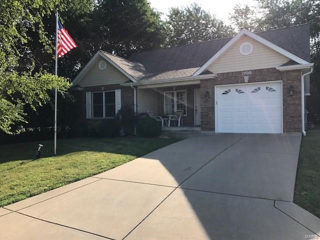1790 Lakeshore Drive, Farmington, MO 63640 (#18017664) :: PalmerHouse Properties LLC