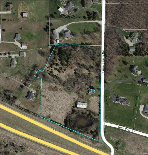 2051 Farris County Road, Foristell, MO 63348 (#18018893) :: Barrett Realty Group