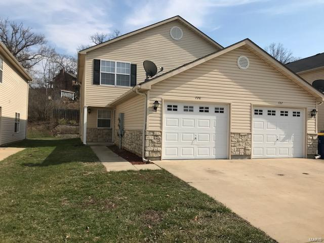 720 Woodside Creek, Festus, MO 63028 (#18020053) :: PalmerHouse Properties LLC