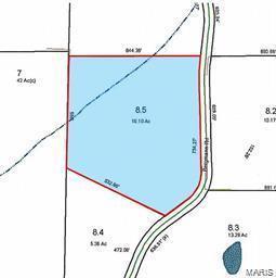 0 Lot 2 Bergman, Robertsville, MO 63072 (#18020305) :: Kelly Hager Group | TdD Premier Real Estate