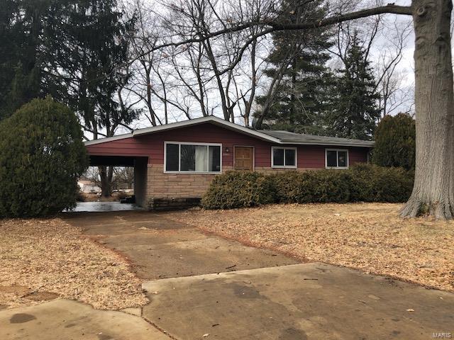 10229 Lynncrest, St Louis, MO 63136 (#18020366) :: PalmerHouse Properties LLC
