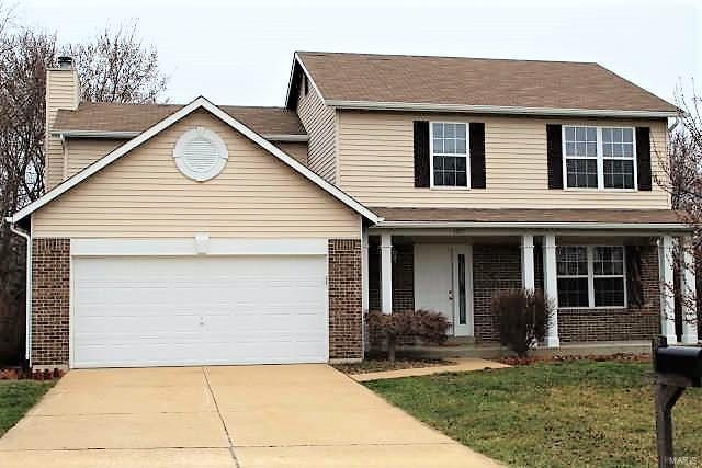 1315 Bryan Valley Drive, O'Fallon, MO 63366 (#18021095) :: Kelly Hager Group | Keller Williams Realty Chesterfield