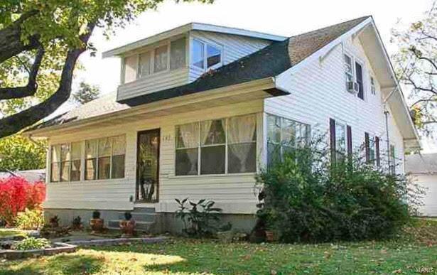 605 Albert Street, Cape Girardeau, MO 63703 (#18021136) :: Sue Martin Team
