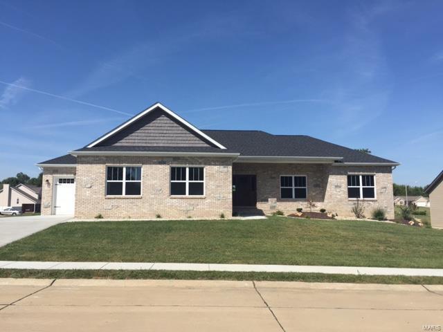 101 Oakshire, Troy, IL 62294 (#18022110) :: Fusion Realty, LLC