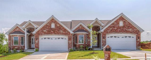 134 Bogey Boulevard, Arnold, MO 63010 (#18026285) :: Matt Smith Real Estate Group