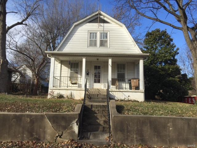 225 S West End Boulevard, Cape Girardeau, MO 63703 (#18027595) :: Clarity Street Realty