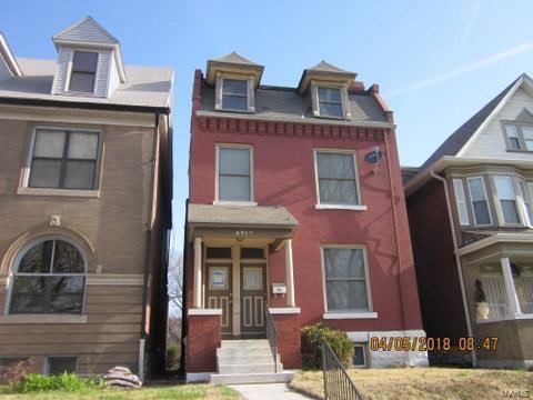 4915 Fountain Avenue, St Louis, MO 63113 (#18027707) :: Sue Martin Team