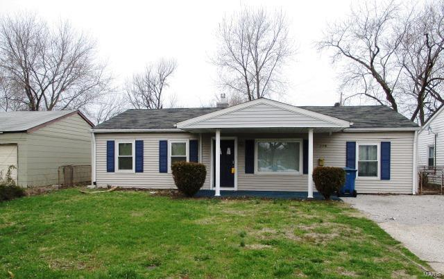 719 Saint Norbert Drive, Cahokia, IL 62206 (#18028528) :: Fusion Realty, LLC