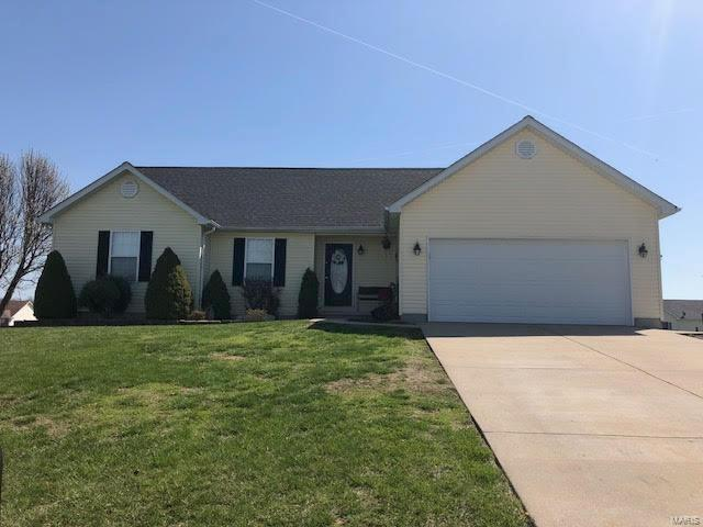 1006 Pinehurst Lane, Union, MO 63084 (#18028894) :: Sue Martin Team