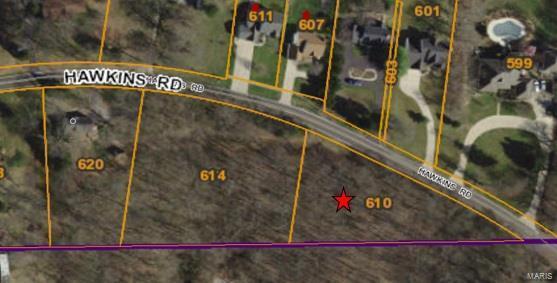 610 Hawkins Road, Fenton, MO 63026 (#18029207) :: Sue Martin Team