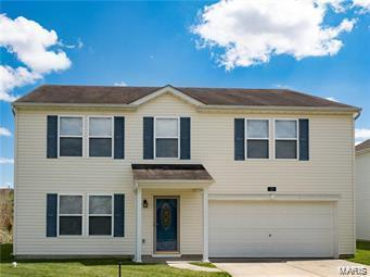 121 Liberty Torch Court, Belleville, IL 62220 (#18031509) :: Fusion Realty, LLC