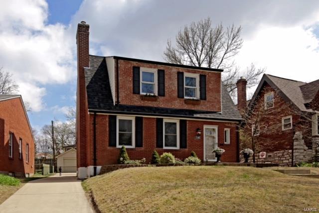 7546 Hiawatha Avenue, Richmond Heights, MO 63117 (#18031615) :: Clarity Street Realty