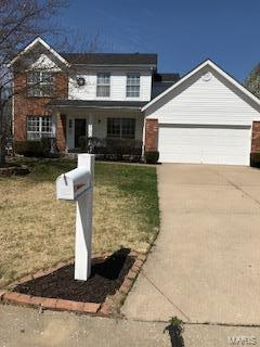 1 Tanyard Court, O'Fallon, MO 63368 (#18031796) :: St. Louis Finest Homes Realty Group