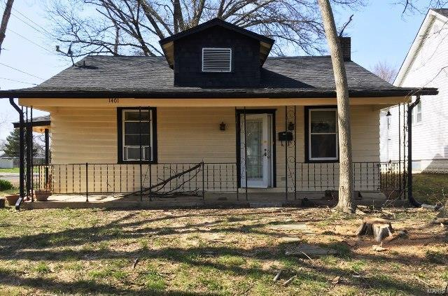 1401 Commercial Street, Belleville, IL 62221 (#18032041) :: Holden Realty Group - RE/MAX Preferred