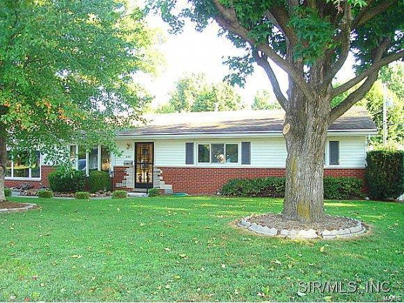409 W Poplar Street, Mascoutah, IL 62258 (#18036014) :: St. Louis Finest Homes Realty Group