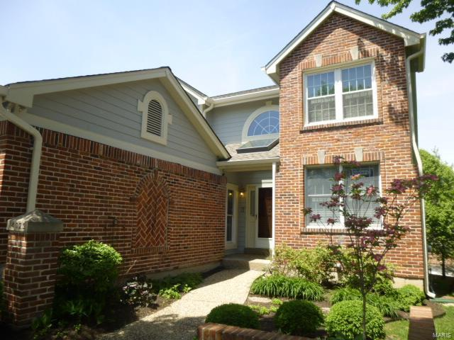 14029 Woods Mill Cove Drive, Chesterfield, MO 63017 (#18038628) :: PalmerHouse Properties LLC
