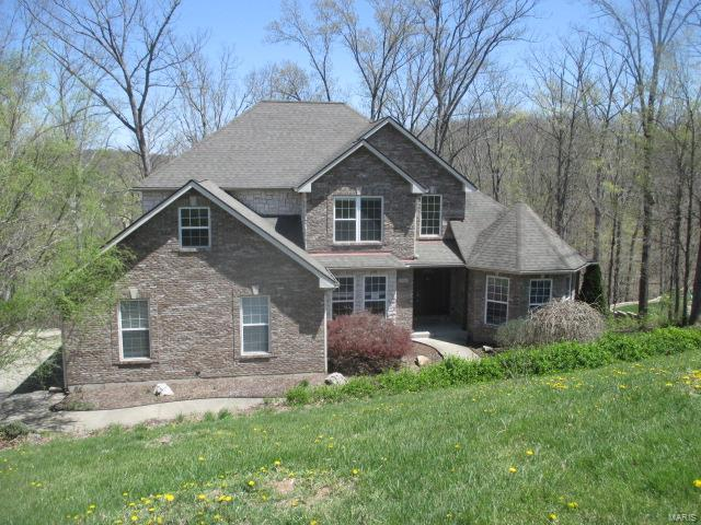 2649 Forest Glen Drive, Pacific, MO 63069 (#18041339) :: RE/MAX Vision