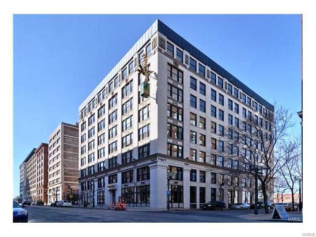1601 Washington Avenue #406, St Louis, MO 63103 (#18042084) :: PalmerHouse Properties LLC