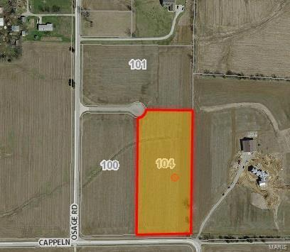 104 Cappeln Meadows Court 5.4 Ac, Unincorporated, MO 63348 (#18046875) :: Sue Martin Team