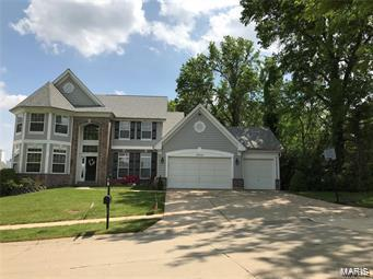14010 Eagle Manor, Chesterfield, MO 63017 (#18047880) :: Clarity Street Realty