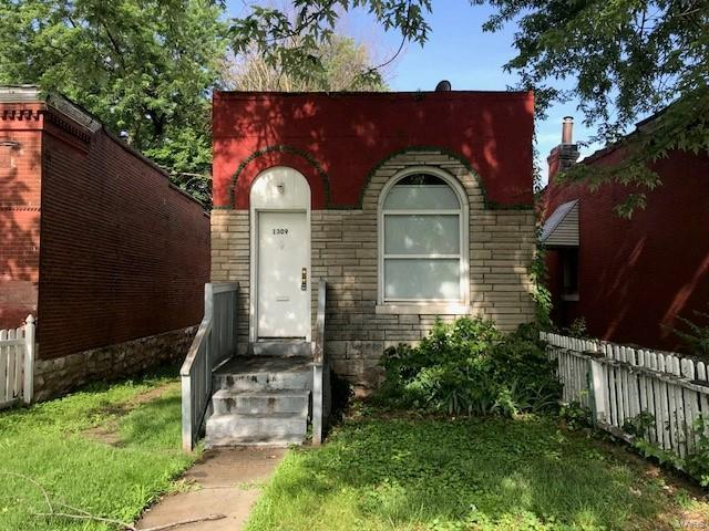 1309 Kentucky Avenue, St Louis, MO 63110 (#18048092) :: Sue Martin Team