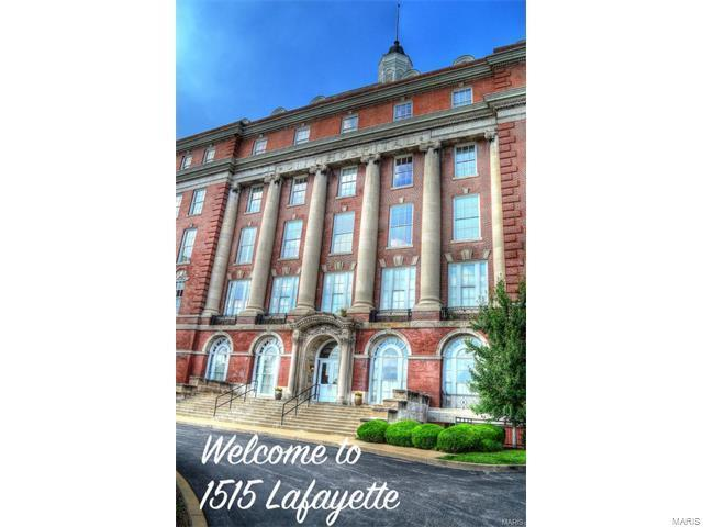 1515 Lafayette #506, St Louis, MO 63104 (#18049360) :: St. Louis Finest Homes Realty Group