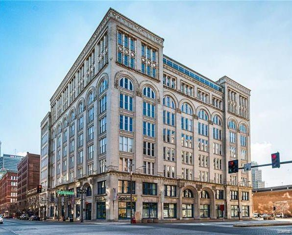 1136 Washington Avenue #612, St Louis, MO 63101 (#18051173) :: St. Louis Finest Homes Realty Group