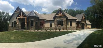 1035 Stonebrooke Lane, Wentzville, MO 63385 (#18051864) :: Realty Executives, Fort Leonard Wood LLC