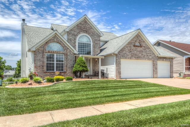 1459 Norwood Hills Drive, O'Fallon, MO 63366 (#18054504) :: Sue Martin Team