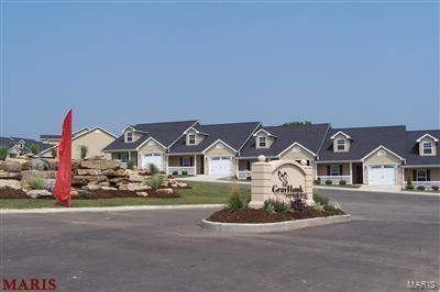 1051 Hawk Ridge #2, Union, MO 63084 (#18055742) :: Kelly Hager Group | TdD Premier Real Estate