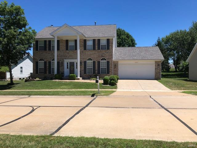 16335 Copperwood Lane, Grover, MO 63040 (#18056226) :: Kelly Hager Group | TdD Premier Real Estate
