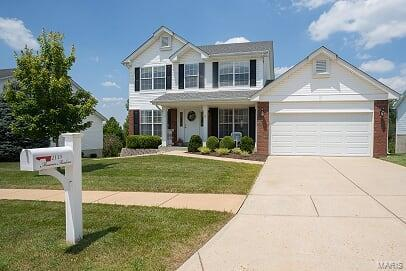 2119 Meramec Meadows, Fenton, MO 63026 (#18056753) :: PalmerHouse Properties LLC