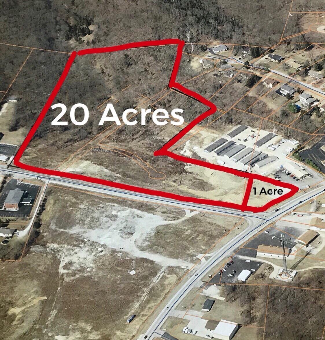 0 20 Acres Hwy B & Hwy 21 - Photo 1