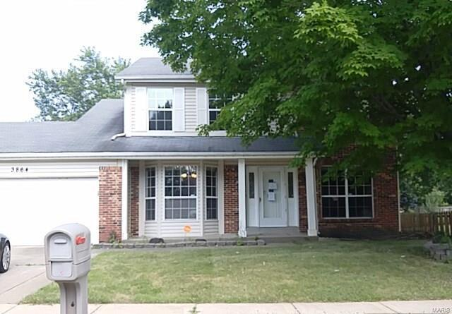 3864 Kentucky Derby Drive, Florissant, MO 63034 (#18057560) :: Clarity Street Realty