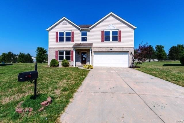 100 River Laurel Drive, Belleville, IL 62220 (#18058983) :: Holden Realty Group - RE/MAX Preferred