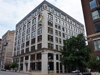 1601 Washington Avenue #308, St Louis, MO 63103 (#18060032) :: St. Louis Finest Homes Realty Group