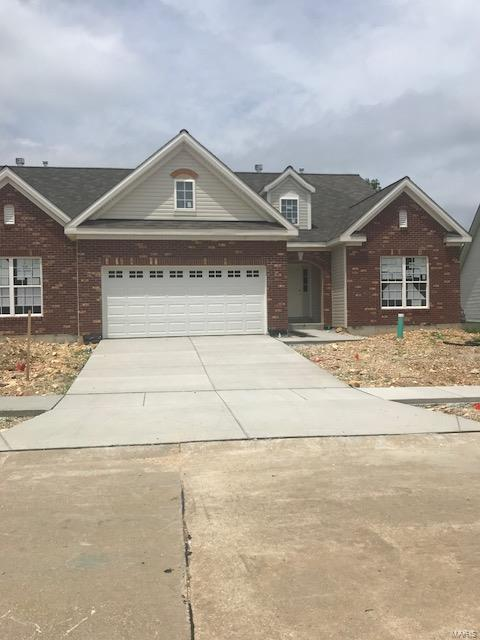 137 Bluff View Court, Eureka, MO 63025 (#18060323) :: Clarity Street Realty