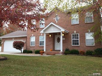 2235 Mallard Bend Court, Shiloh, IL 62221 (#18062505) :: Fusion Realty, LLC