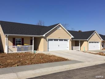 1058 Hawk Ridge Drive #2, Union, MO 63084 (#18063325) :: Holden Realty Group - RE/MAX Preferred