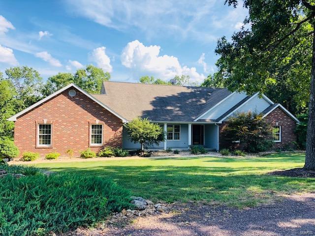 115 Elm Spring Hills, Sullivan, MO 63080 (#18063391) :: Clarity Street Realty