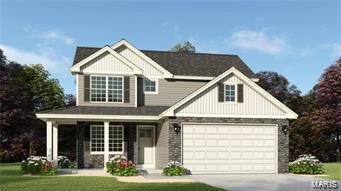 108 Shiloh Ridge *Birkdale Model, Shiloh, IL 62221 (#18063617) :: Clarity Street Realty