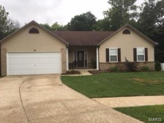 32 Colonial Creek Court, Wentzville, MO 63385 (#18064576) :: St. Louis Finest Homes Realty Group