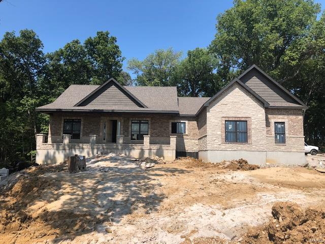 203 Rustic Valley Lane, Foristell, MO 63348 (#18065188) :: Clarity Street Realty