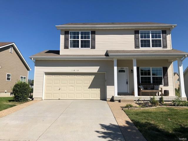1819 Briarcommon Drive, Lake St Louis, MO 63367 (#18074187) :: Kelly Hager Group   TdD Premier Real Estate