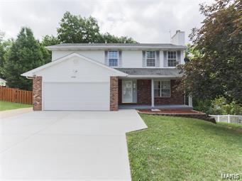 4058 Sunny Brook, Arnold, MO 63010 (#18074735) :: PalmerHouse Properties LLC