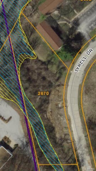 2670 Tyrell Drive, St Louis, MO 63136 (#18076036) :: PalmerHouse Properties LLC
