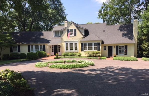 811 S Warson Road, Ladue, MO 63124 (#18076782) :: St. Louis Finest Homes Realty Group