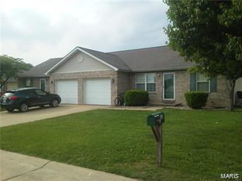 1681 Truman Drive, BREESE, IL 62230 (#18081666) :: Fusion Realty, LLC