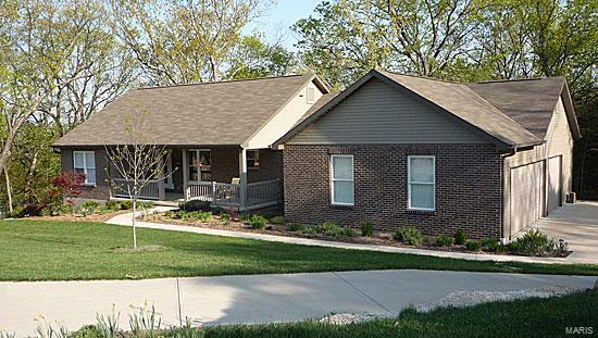 3103 Painted Horse, Byrnes Mill, MO 63025 (#18082192) :: Holden Realty Group - RE/MAX Preferred