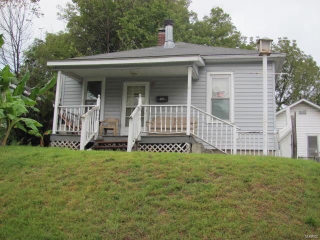 410 Augusta Street, Alton, IL 62002 (#18082640) :: Fusion Realty, LLC